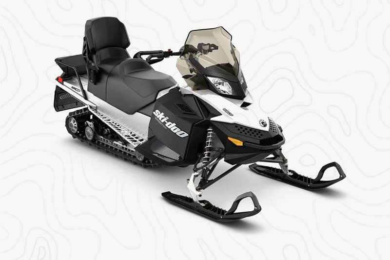 Ski-Doo Expedition 550 Sport Montana Snowmobile Rental